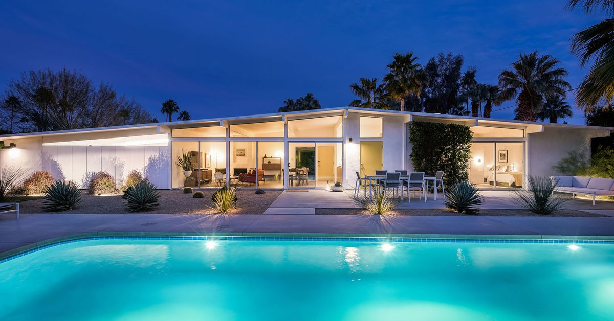 The 5 best midcentury modern homes for sale right now