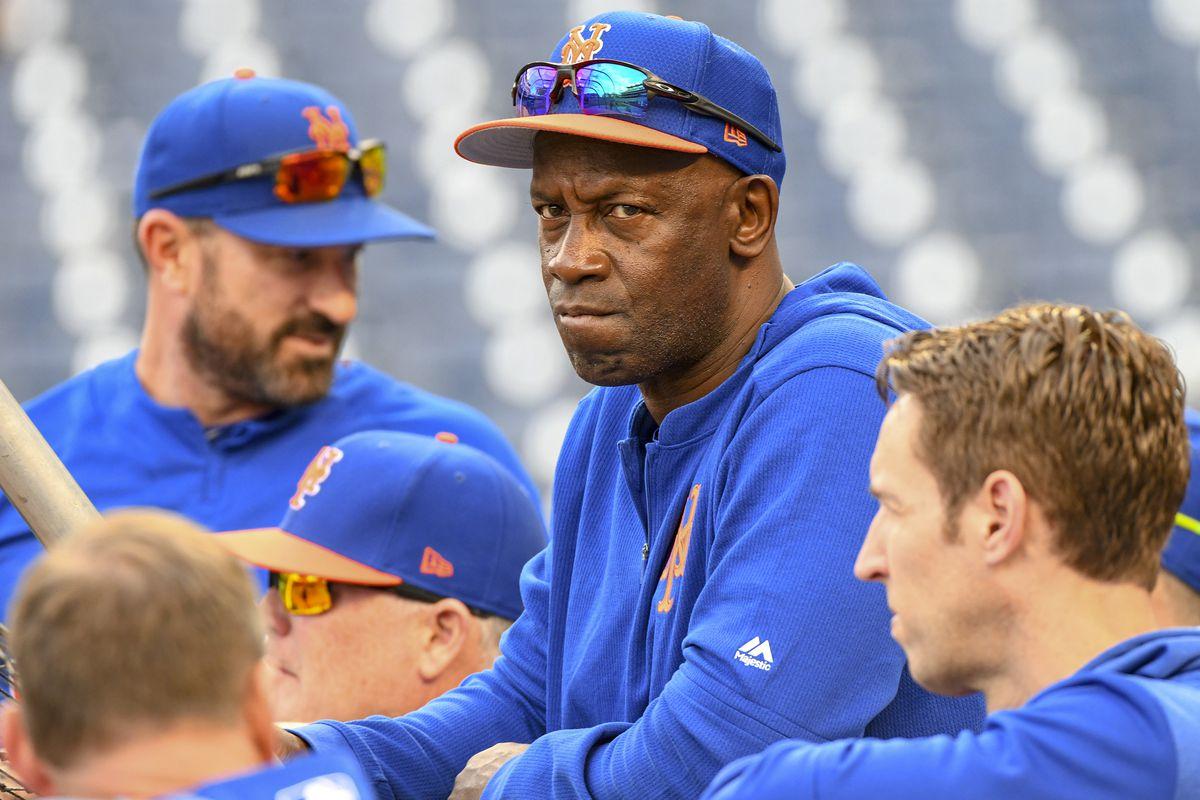 MLB: MAY 15 Mets at Nationals