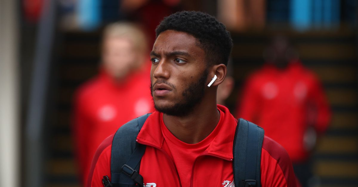 Joe Gomez Shines As England Lose To Spain The Liverpool
