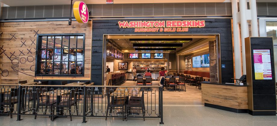 Where to Eat and Drink at Washington Dulles International