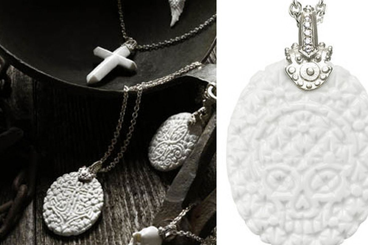 """Images via <a href=""""http://www.nymphenburg.com/us/products/jewellery/essentials/"""">Nymphenburg</a>"""