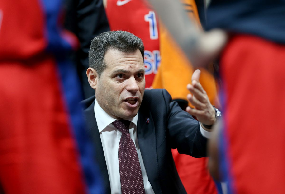 CSKA Moscow v Fenerbahce Beko Istanbul: Turkish Airlines Euroleague Play Off Game 1