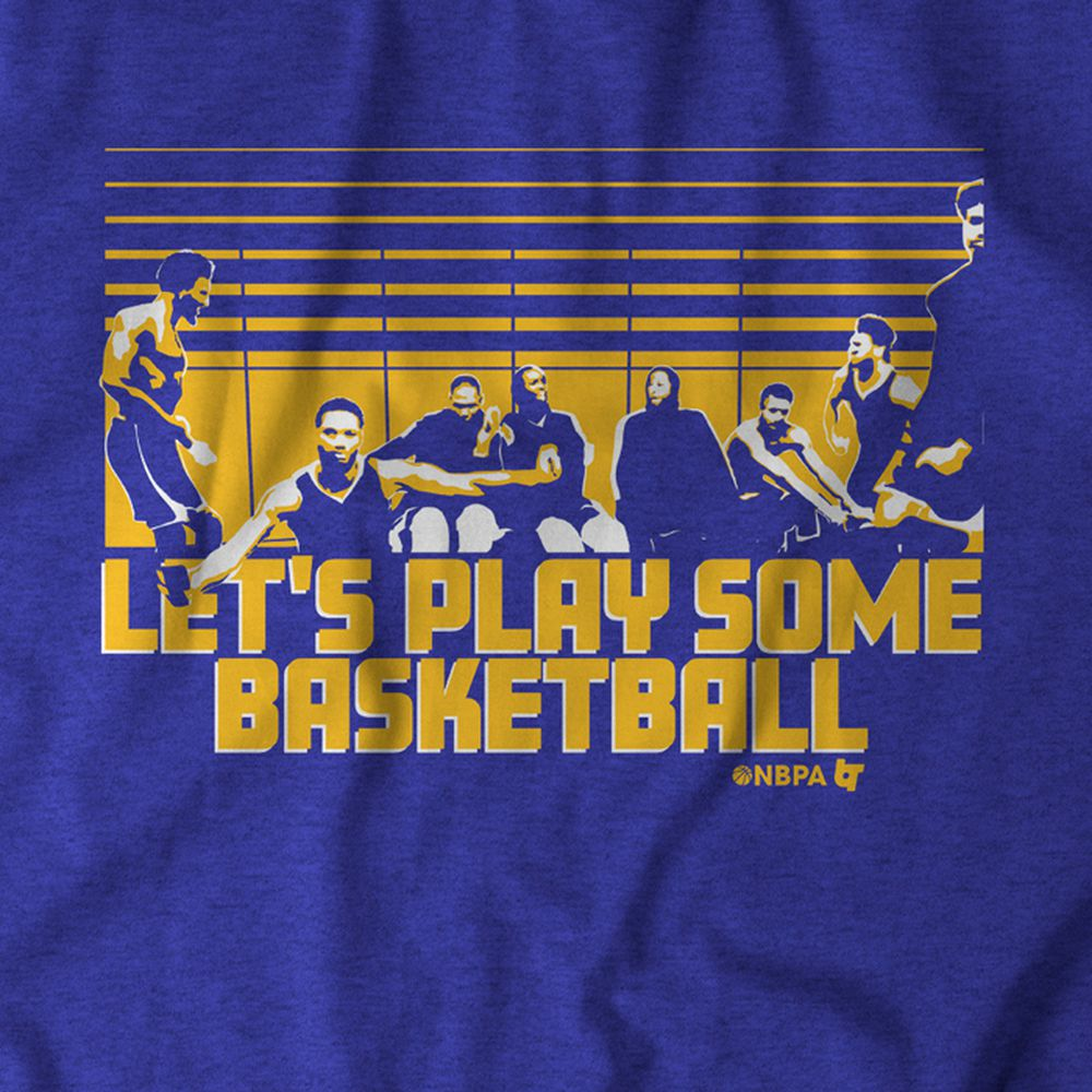 Warriors Come Out And Play T Shirt: Warriors Play The Fergie Remix Challenge Song At Oracle