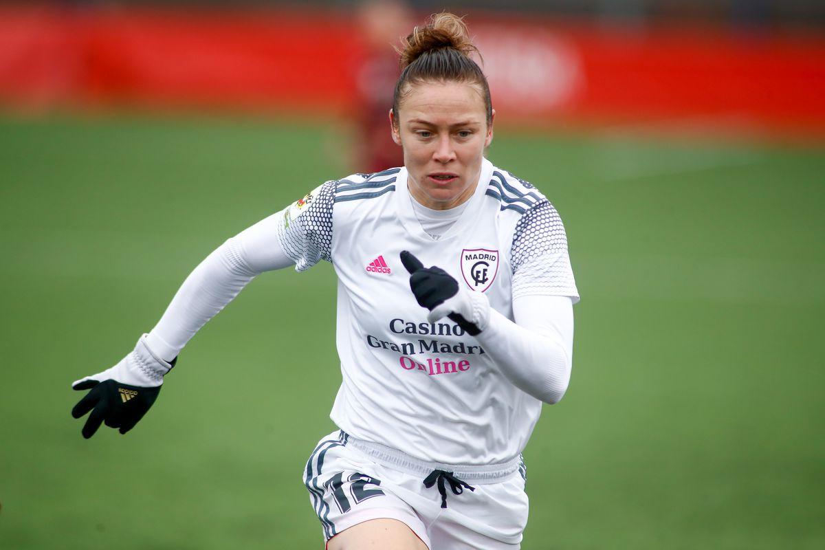 Madrid CFF V EDF Logrono - Primera Division Femenina