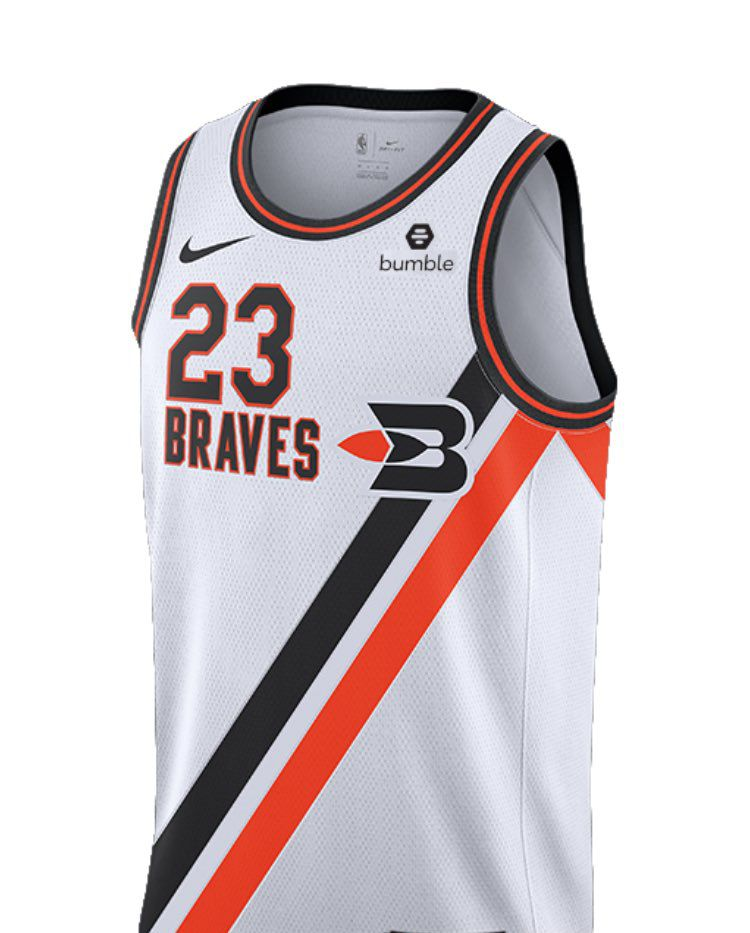 promo code 9e53c db9c3 Clipper Unveil Buffalo Braves Throwback Jerseys - Clips Nation