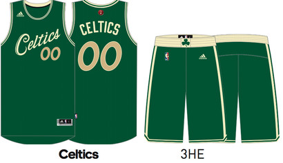 8e3fe6b16 Boston Celtics potential Christmas Day uniforms - CelticsBlog