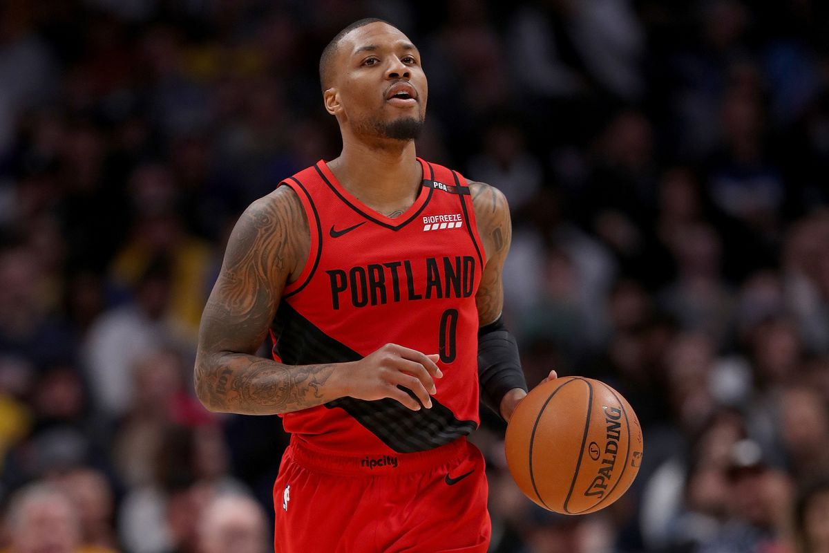 f6032226c35 Here's why Damian Lillard won't 'sell himself out' to win a title ...