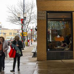 Baker Miller in Lincoln Square. | Tyler LaRiviere/Sun-Times