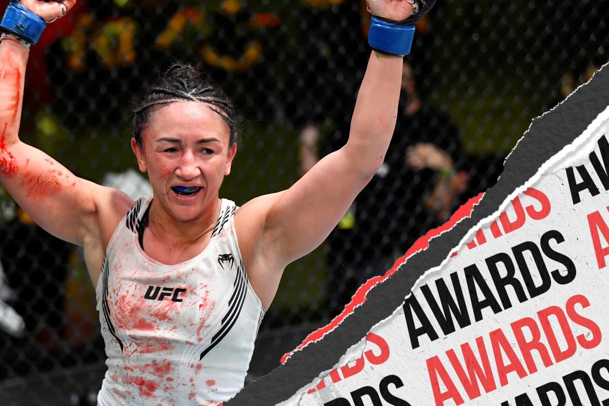 Carla Esparza defeated Yan Xiaonan at UFC Vegas 27