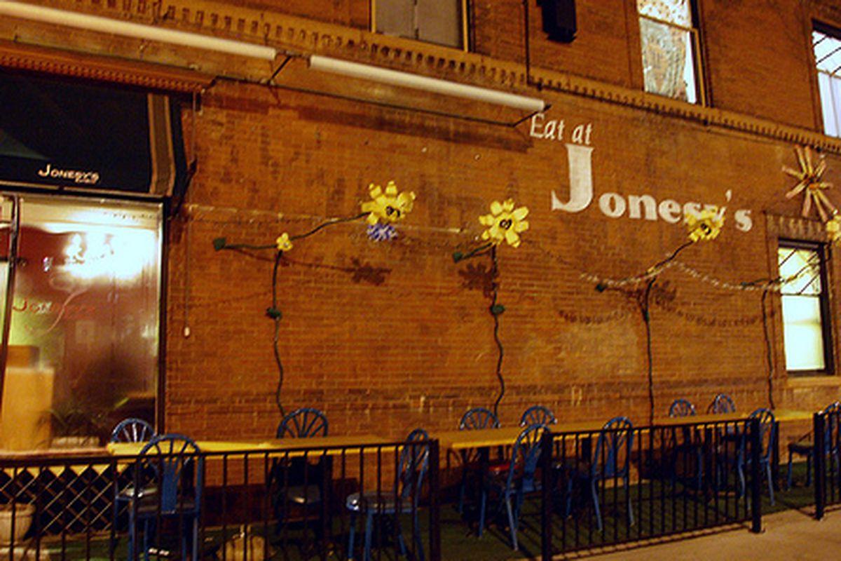 Jonesy's EatBar