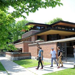 The Frederick C. Robie House.  | Victor Hilitski/For the Sun-Times