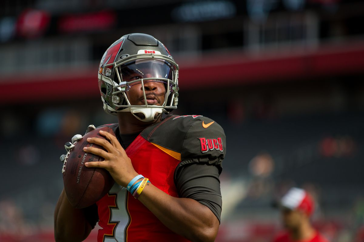 Let's talk about Jameis Winston