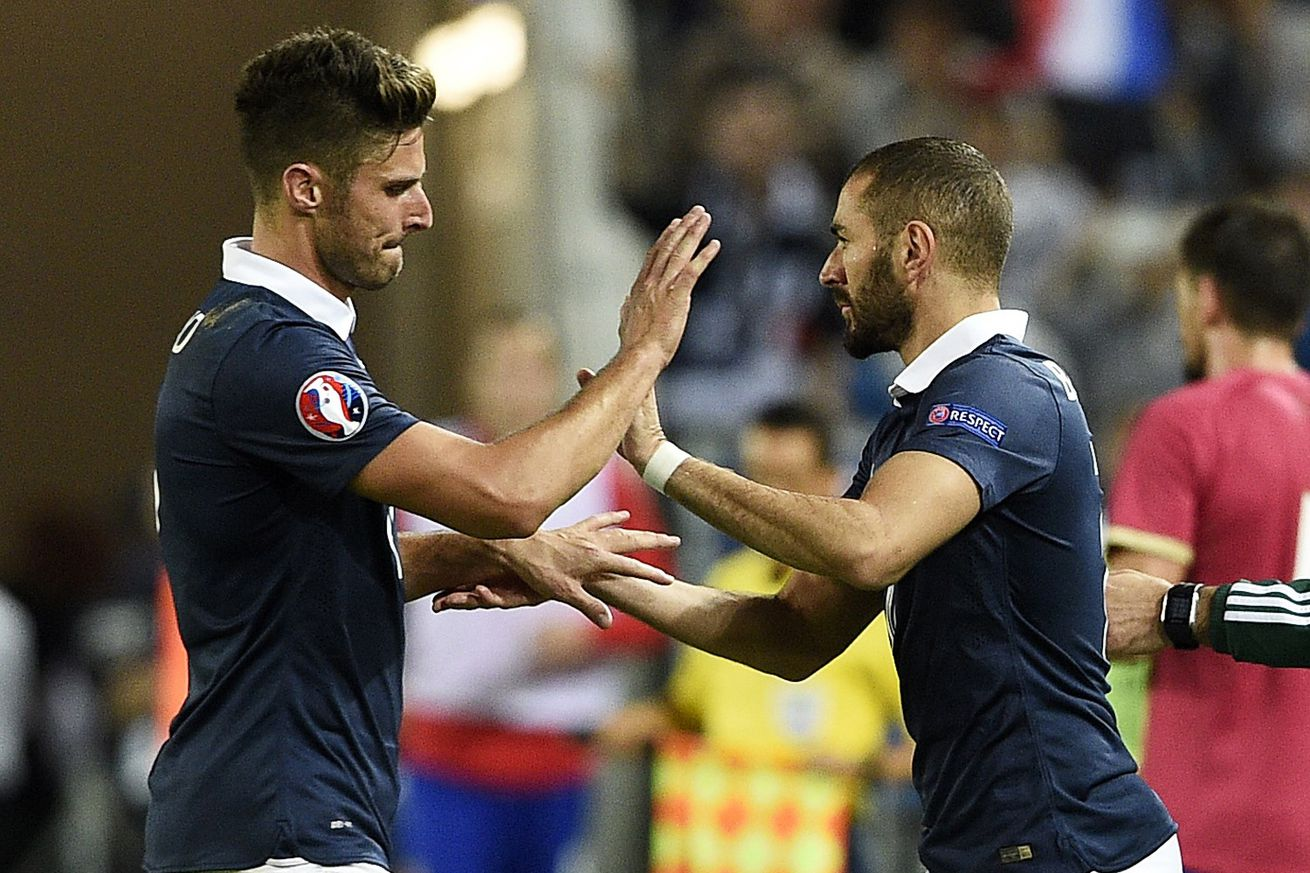 Benzema Says Comparisons Between Him & Giroud Are Like Confusing ?Formula 1 With Karting?