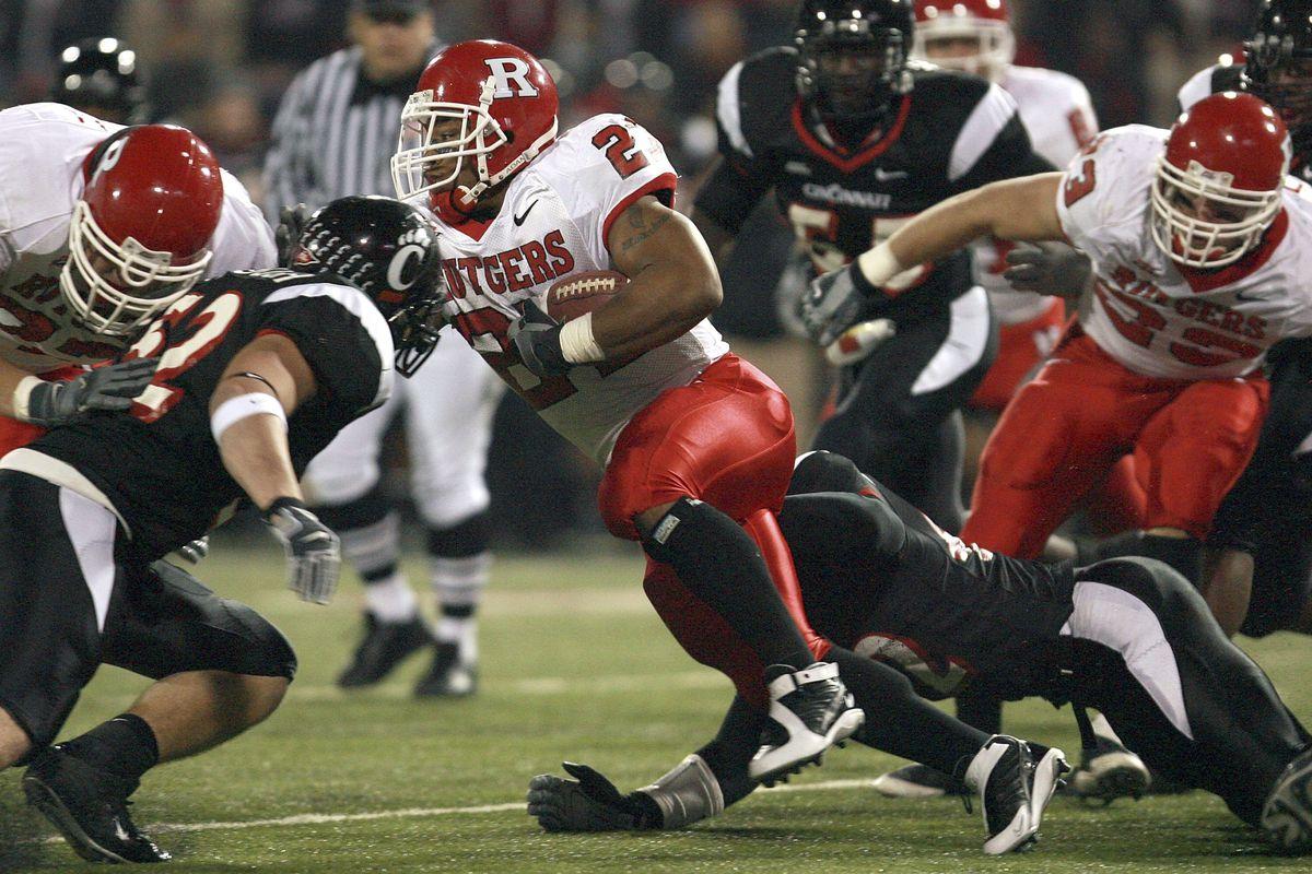 Rutgers v Cincinnati