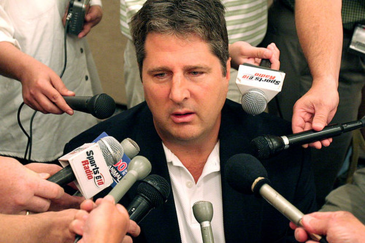 Captain Mike Leach loves press conferences and tough questions.