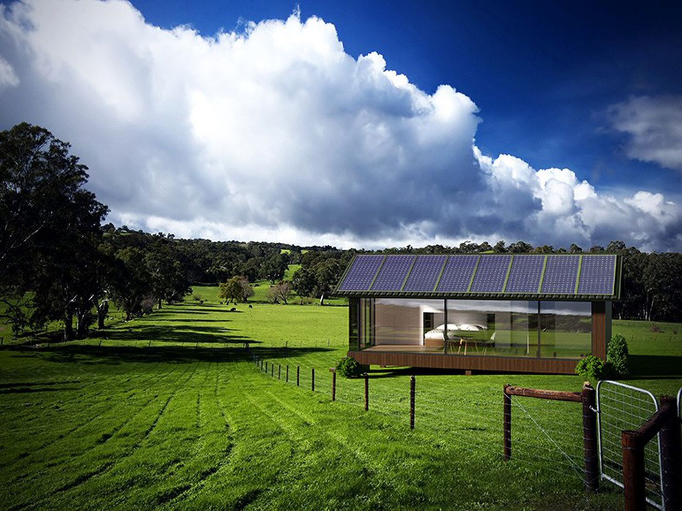prefab tiny home sustainable and 3d printed offers idyllic high prefab tiny home sustainable and 3d printed offers idyllic high tech living curbed