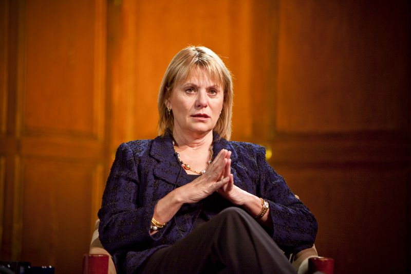 Carol Bartz, CEO of Yahoo! Inc., replaced Yahoo's co-founder Jerry Yang in the aftermath of Microsoft's failed bid for the company.
