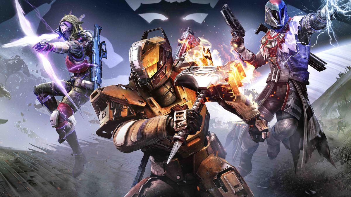 Destiny: The Taken King key art