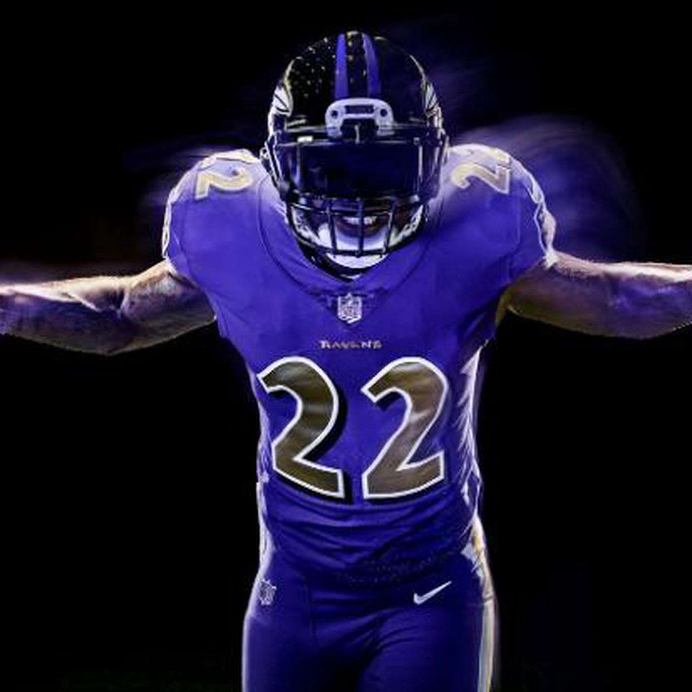 Color Rush Jerseys are here and they look awesome