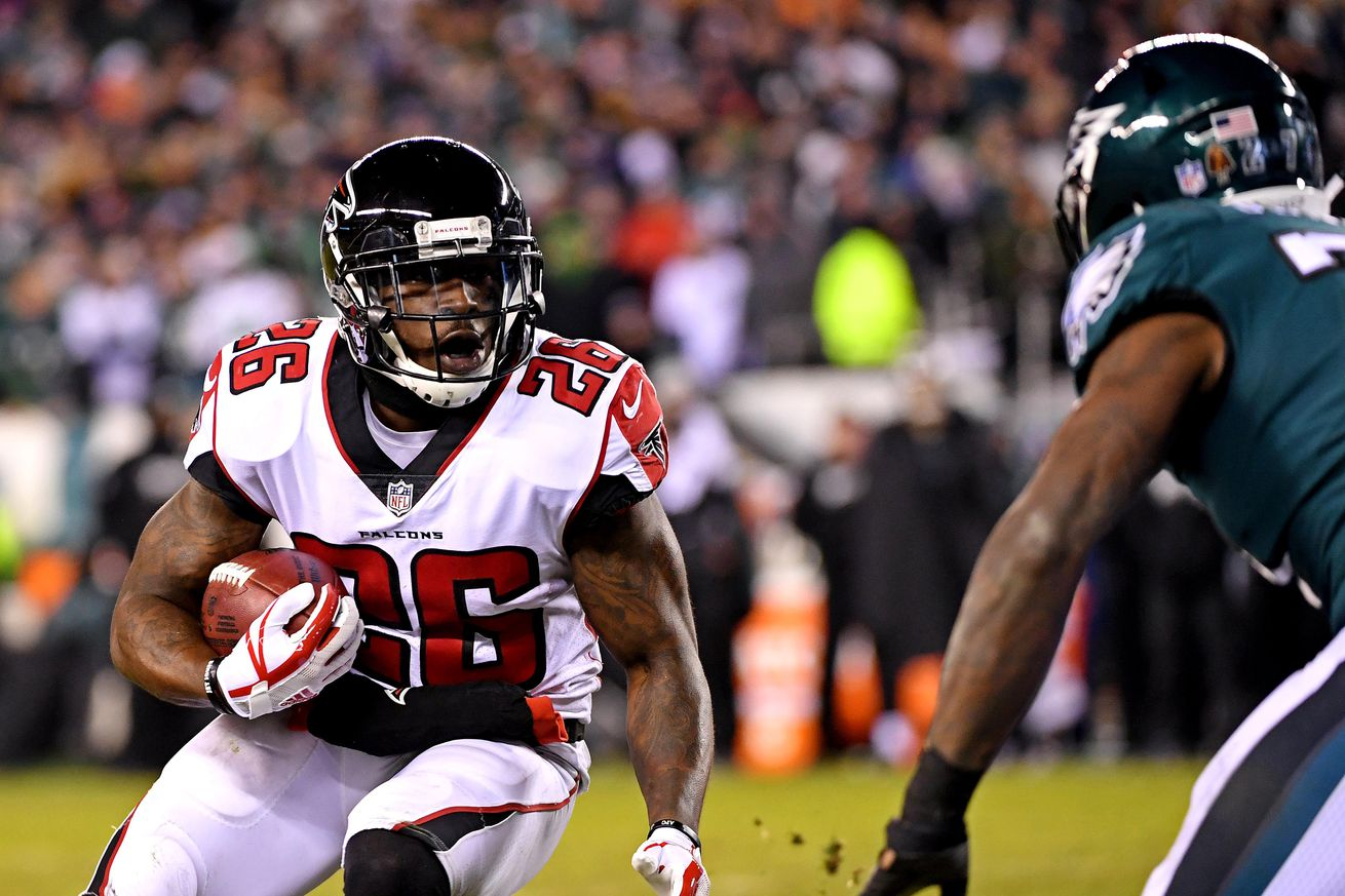 The Atlanta Falcons may want to give Tevin Coleman an extension, but that doesn't mean he wants one