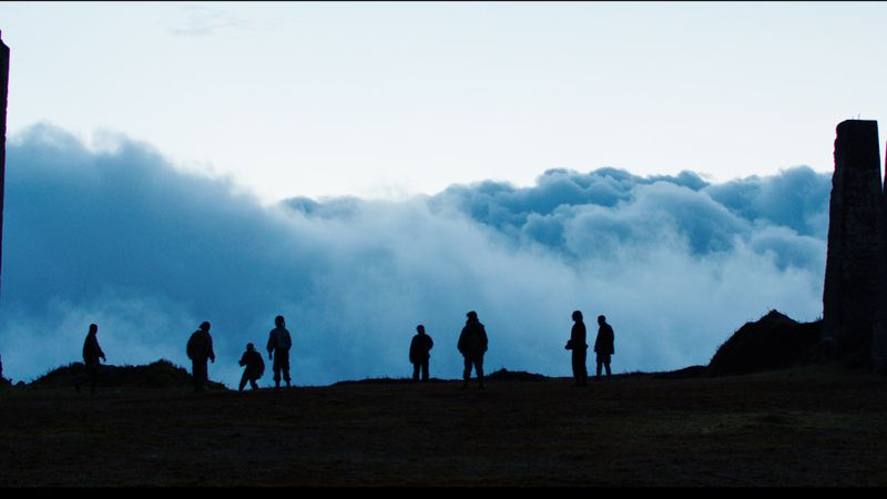 A scene from Alejandro Landes's Monos.