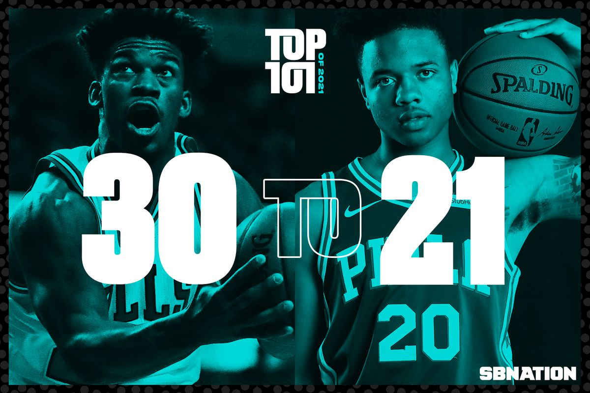 95be540f6 We re now into All-Star territory on our Top 101 of 2021 NBA countdown. As  such