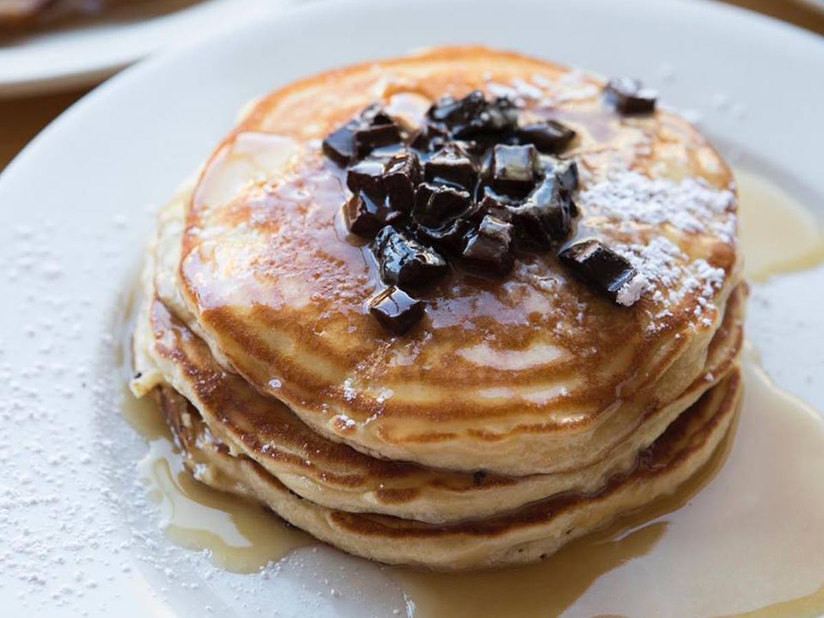15 Perfect Pancakes In Nyc Eater Ny