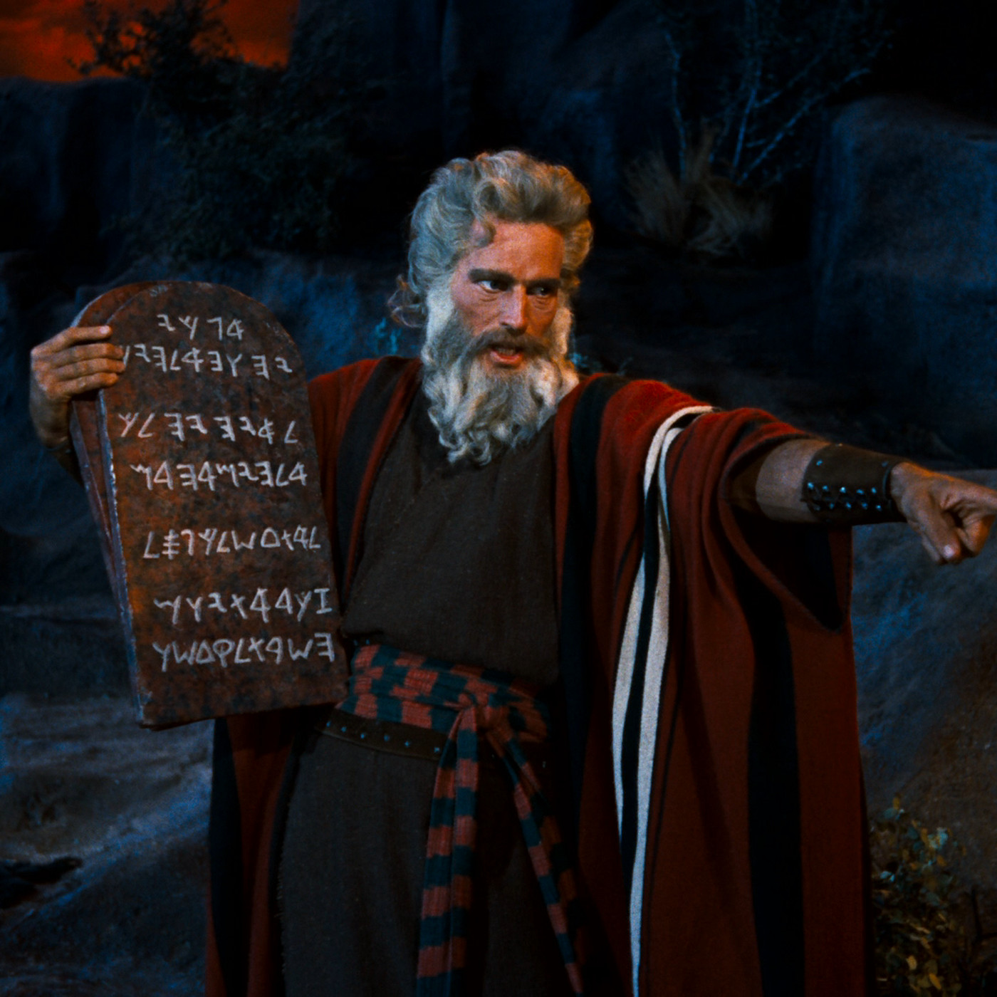 The Ten Commandments has been a springtime TV staple since 1968, with good  reason - Vox