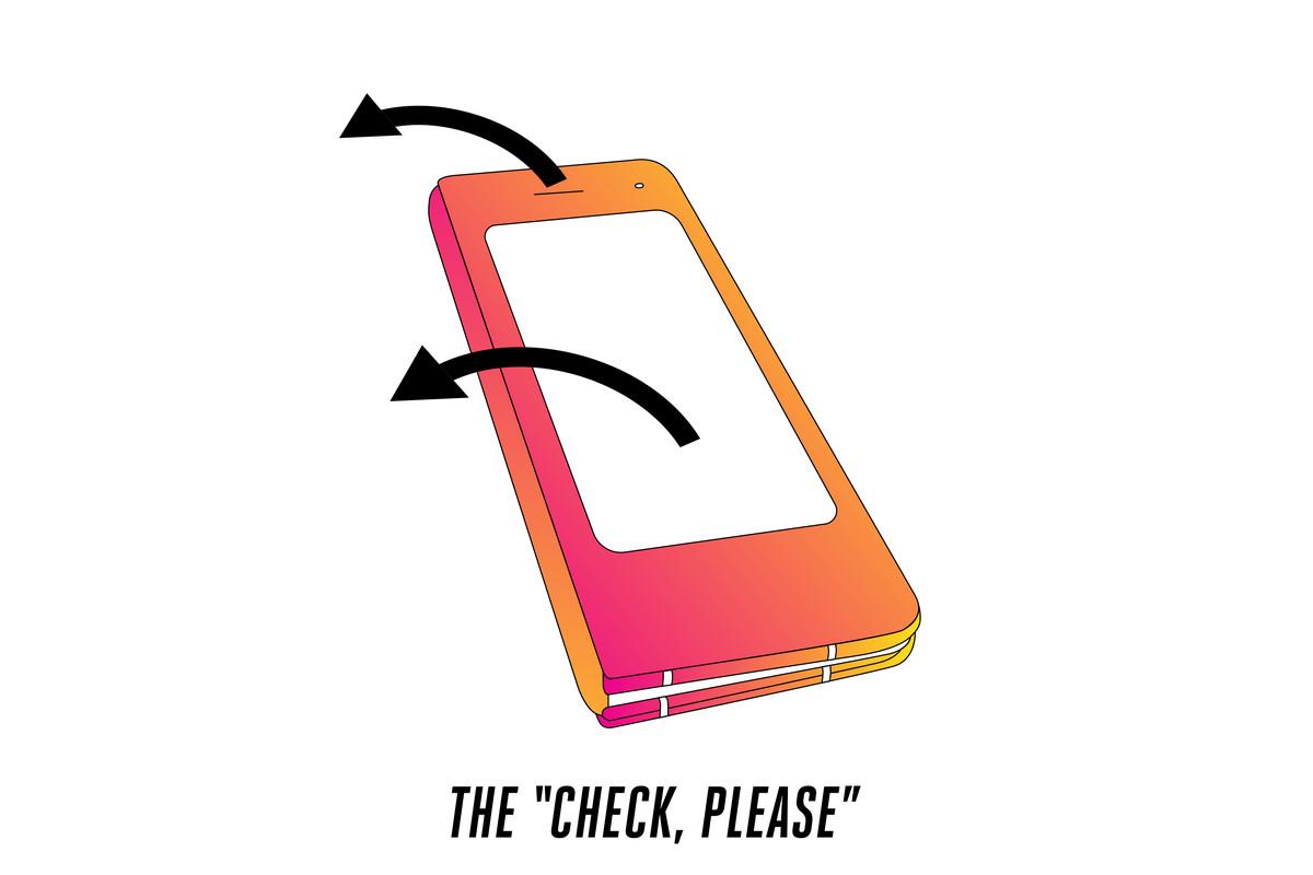 Una guía de campo para el futuro loco de los teléfonos plegables.