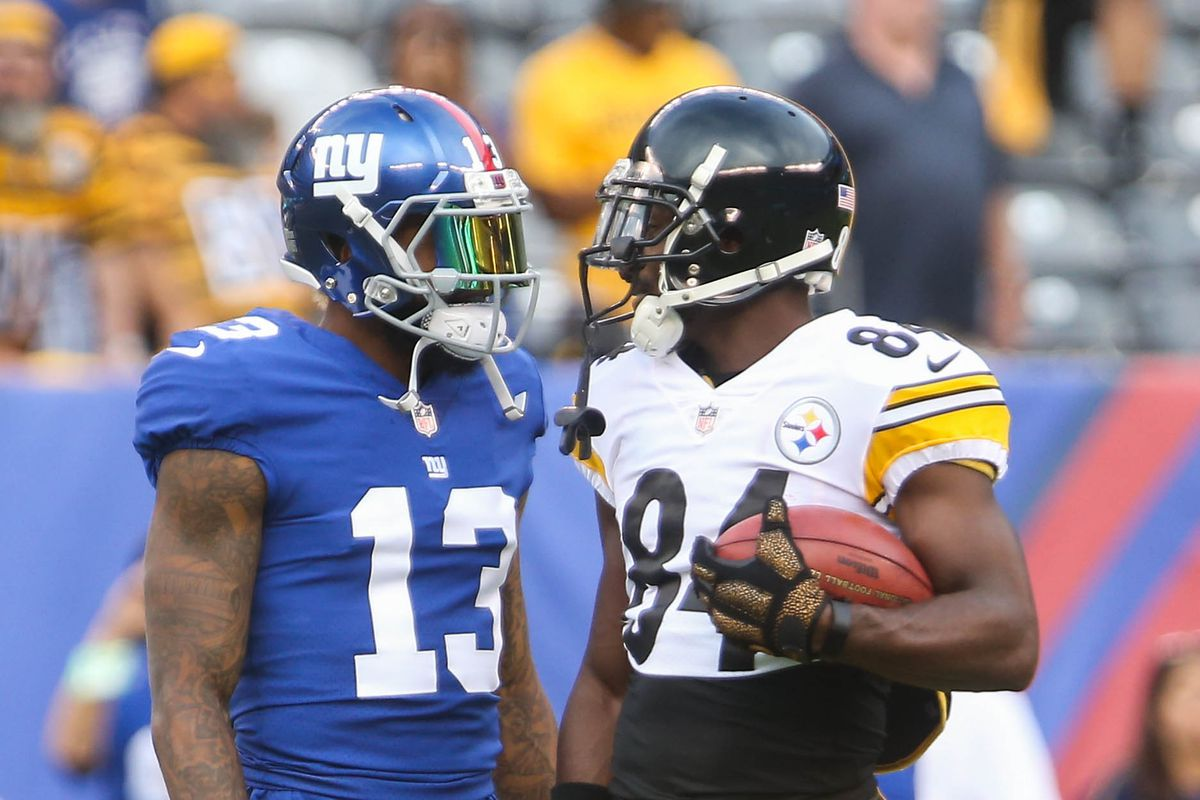 NFL: Pittsburgh Steelers at New York Giants