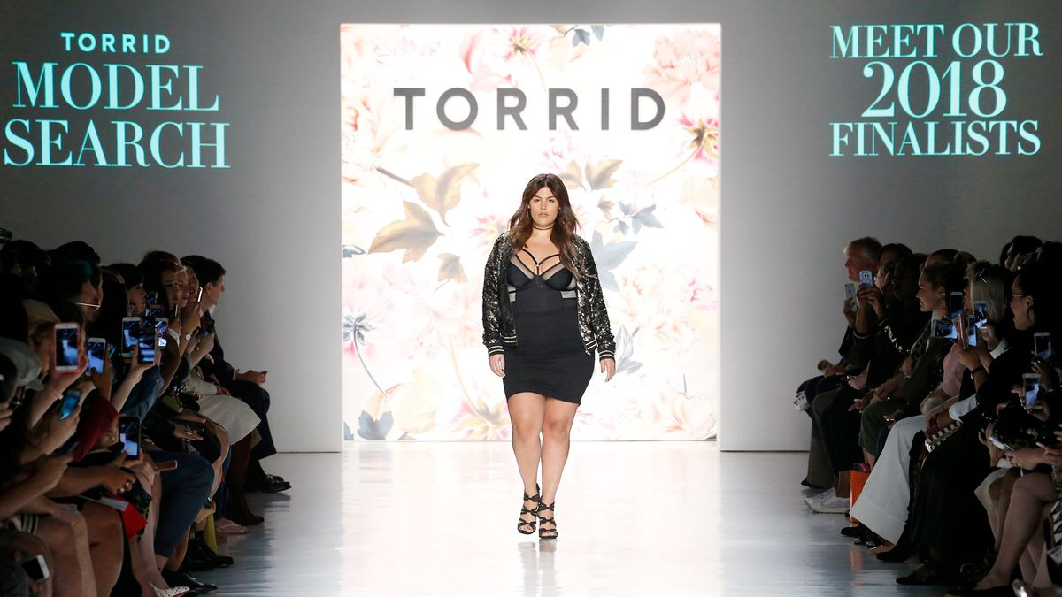 89639569804 Torrid s NYFW Show Reaffirmed Fashion s Disdain for Fat People. The plus- size ...
