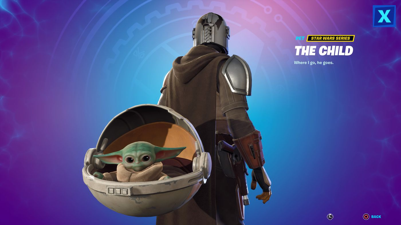 The Mandalorian Is The Perfect Fortnite Character The Verge Season 5 is one of the most major new seasons since the start of chapter 2 because of just how much it changes up the loot pool. the mandalorian is the perfect fortnite