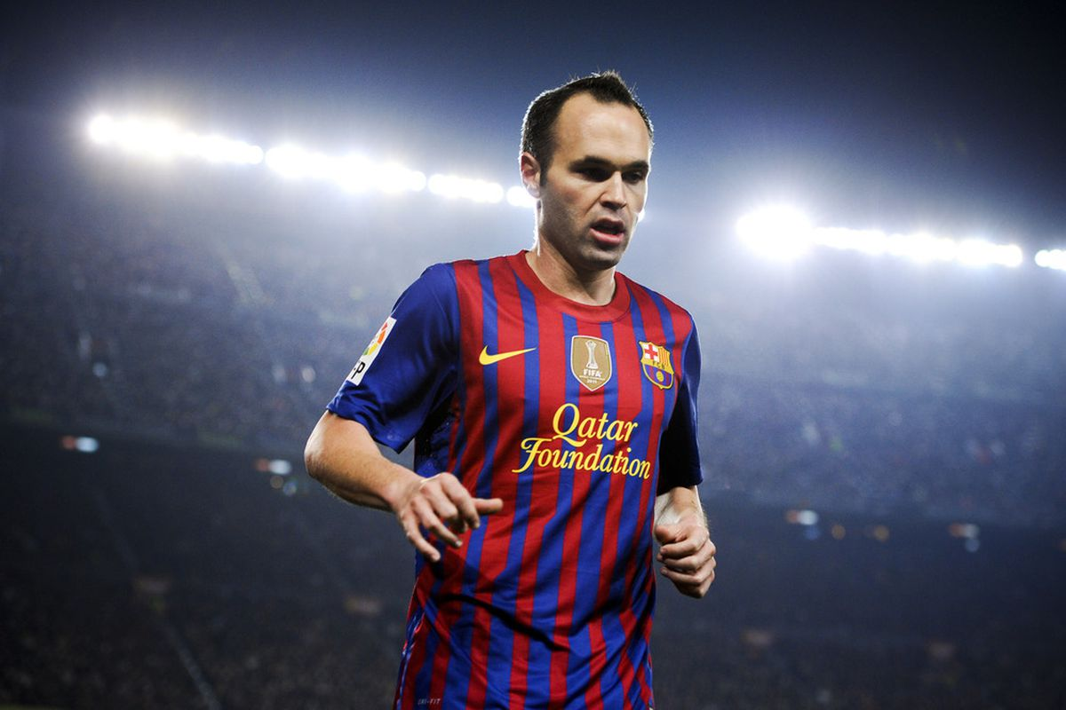 Image result for 2011: Andres Iniesta