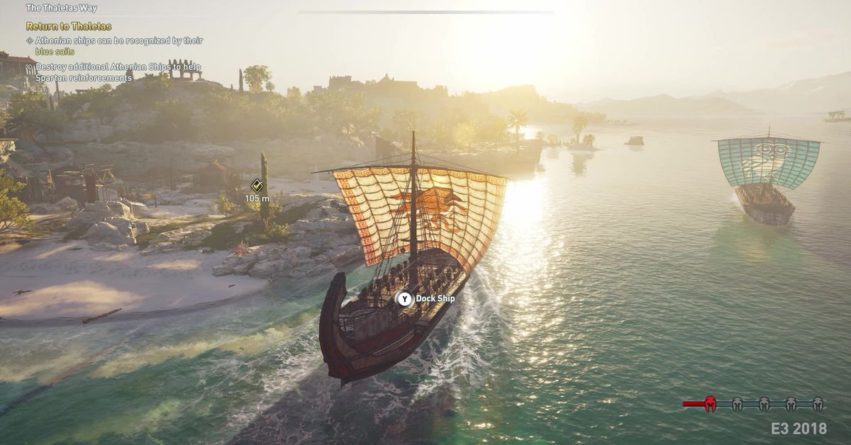 Assassin's Creed Odyssey leaked screens confirm Greece ...