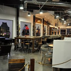 Another look at View Wine Bar & Kitchen.
