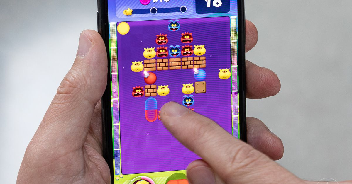 Dr. Mario World gameplay impressions, in-app purchases, and characters