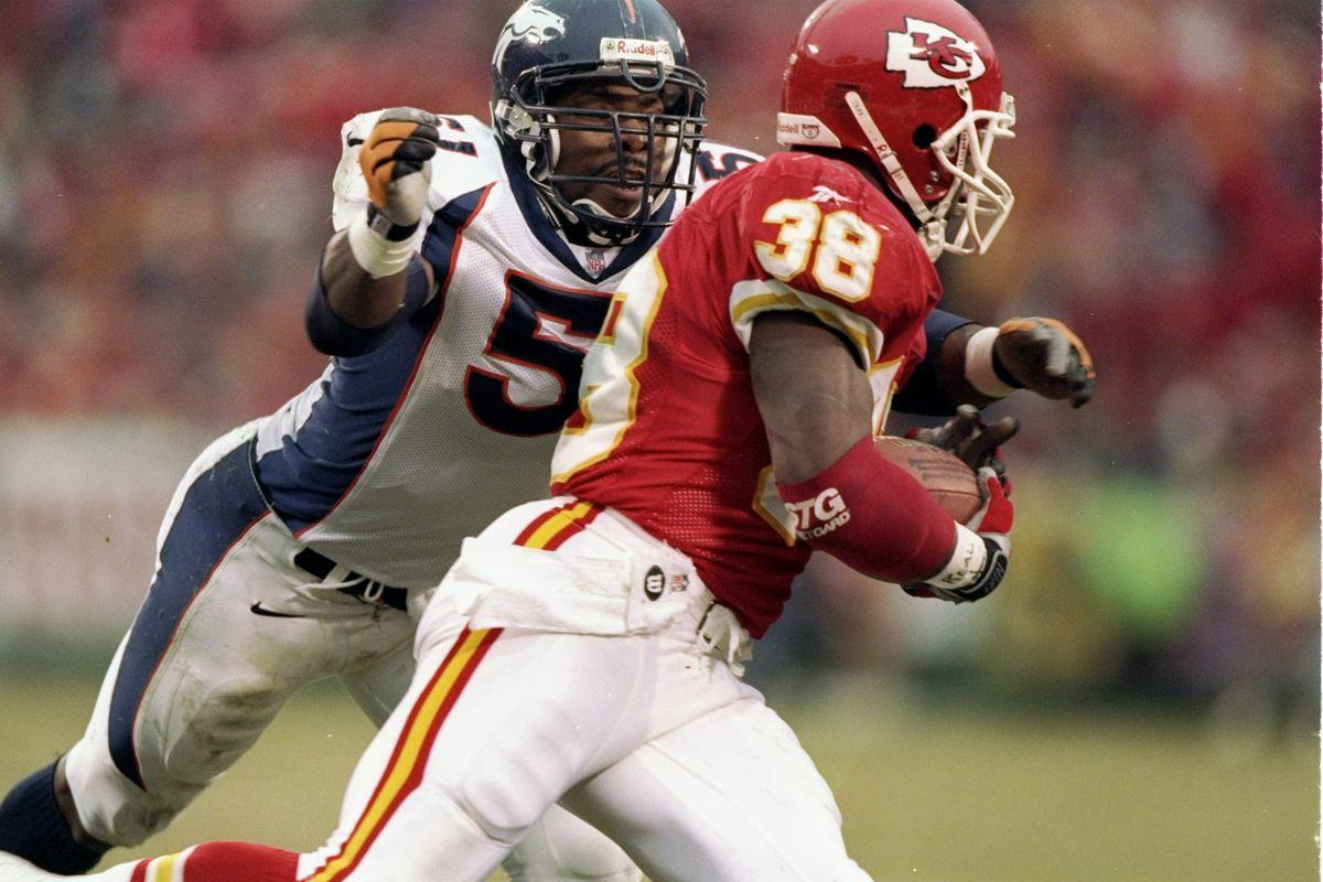7ca6f9d39 Denver Broncos-Kansas City Chiefs through the years - Mile High Report