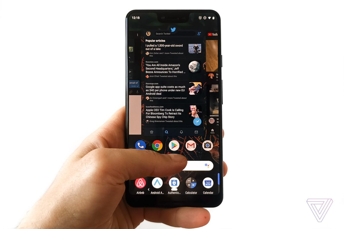 Android's new multitasking is terrible and should be changed
