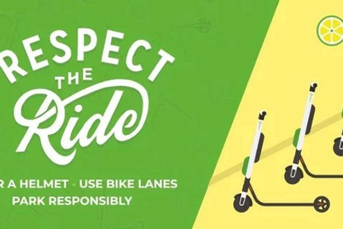 lime is investing 3 million to educate riders on safe scooter practices