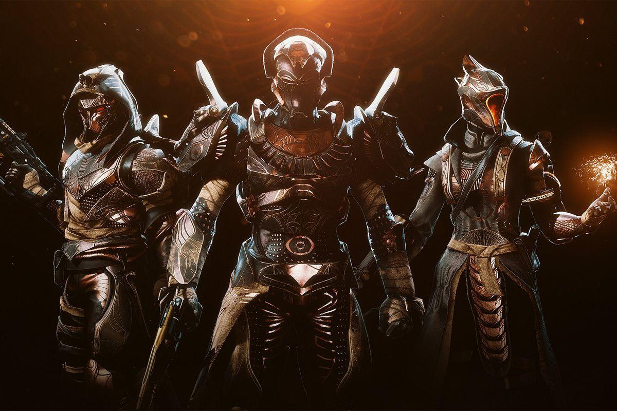 Destiny 2 Season of the Chosen Trials of Osiris armor