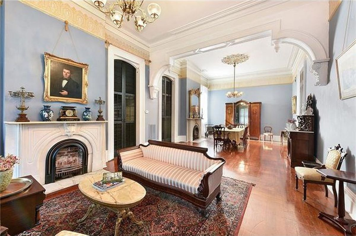 This Giant Victorian Home On Esplanade Hits The Market At