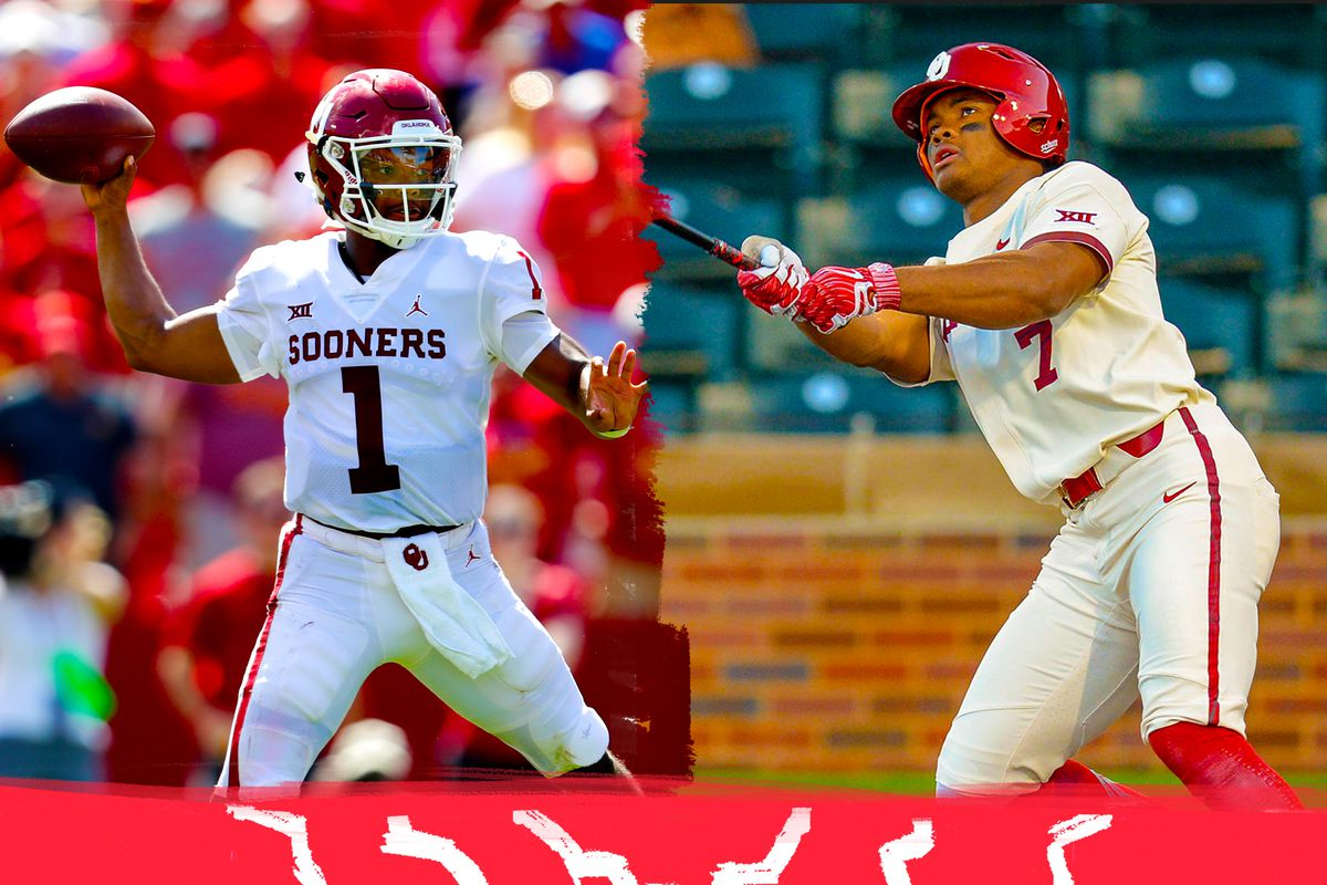 How Kyler Murray s baseball   football skills amplify each other ... ff2148d9c