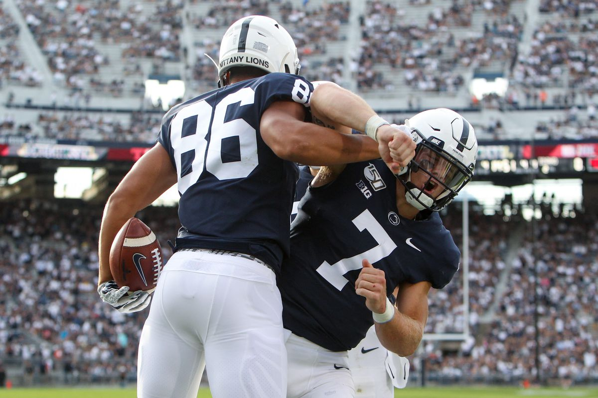A Happy Penn State Makes For A Dangerous Penn State
