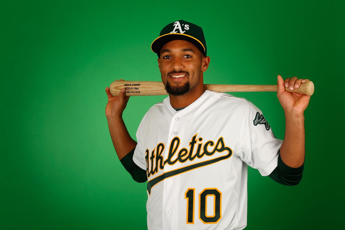Marcus Semien hit two home runs in the Cactus League opener.