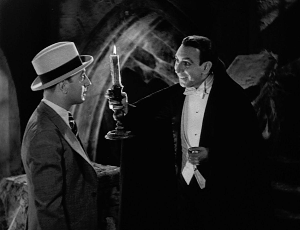 Carlos Villarias as Conde Dracula in Dracula (Spanish Language Version)