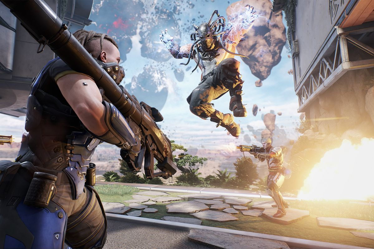 BossKey backing away from active LawBreakers development