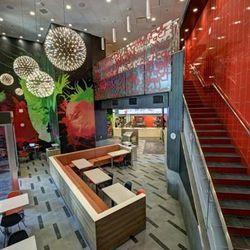 The first floor of Metro McDonald's. Courtesy photo.