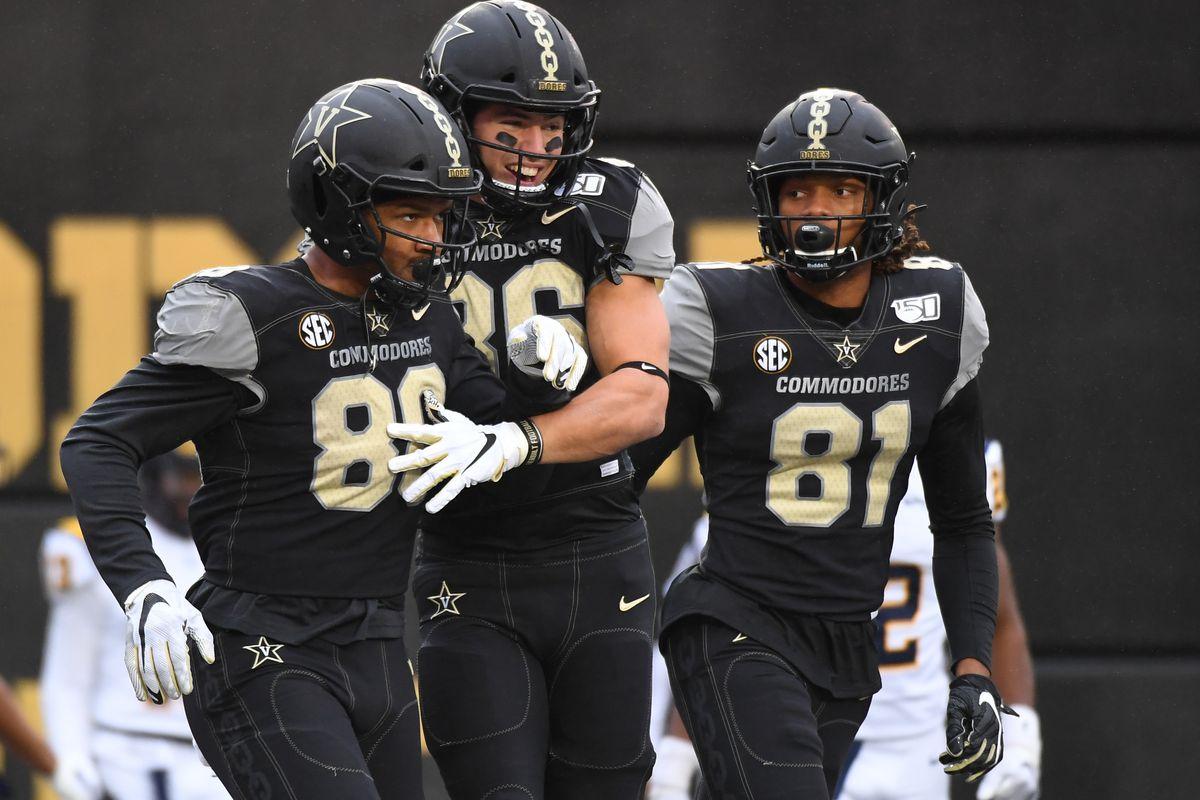 NCAA Football: East Tennessee State at Vanderbilt