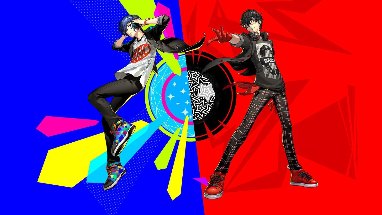 Persona 5 dancing star night last surprise Part 7 10