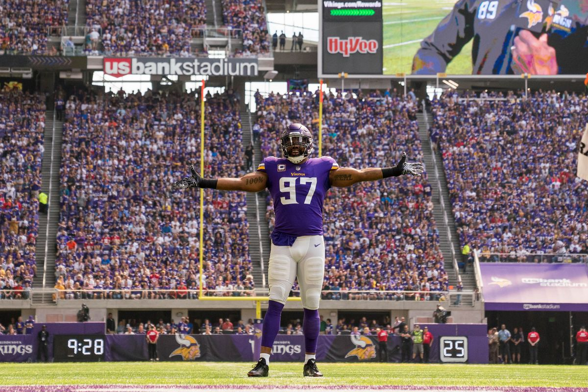 2fddf508 Minnesota Vikings at Los Angeles Rams Preview: Changing Perspective ...